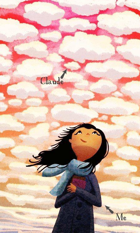 Watching Clouds. Nihdhi Chanani.