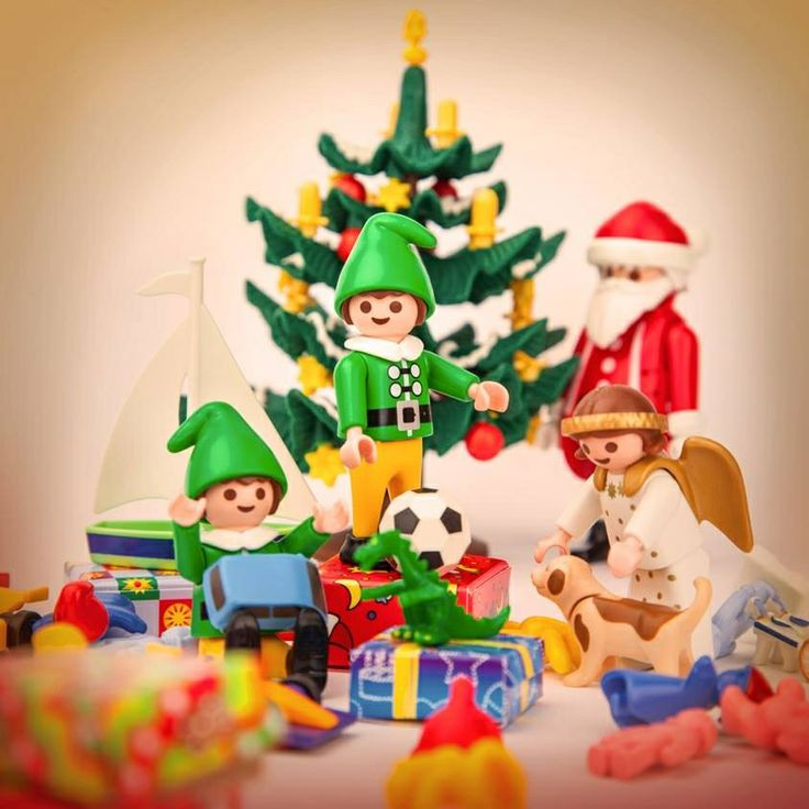 Arbol Navidad Playmobil