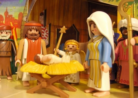 playmobil christmas 3