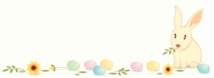 Lapinou y los huevos de pascua