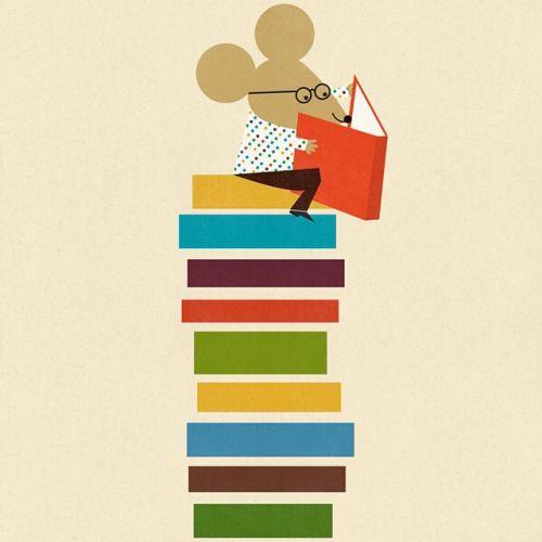Raton de Biblioteca