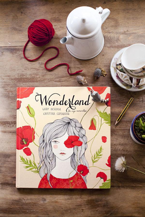 Libro Wonderland 2