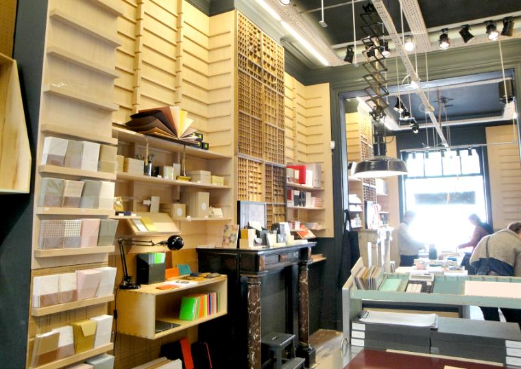 Le_Typographe_interior_tienda